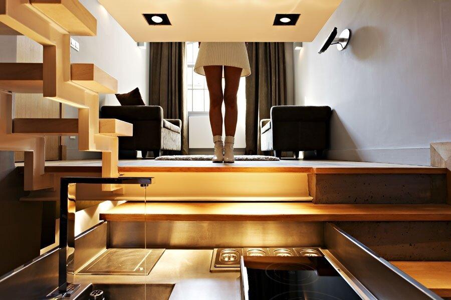 Doormans Residence -  Jérôme Vinçon - Paris - Living Area - Humble Homes