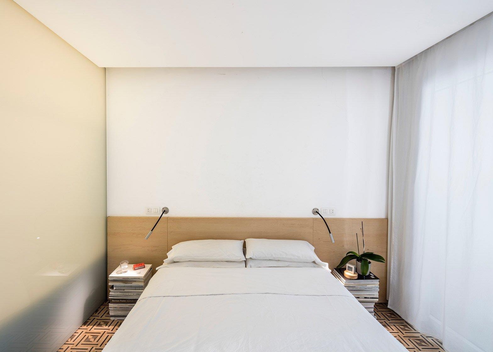 Historic Apartment Renovation - Nach - Barcelona - Bedroom - Humble Homes