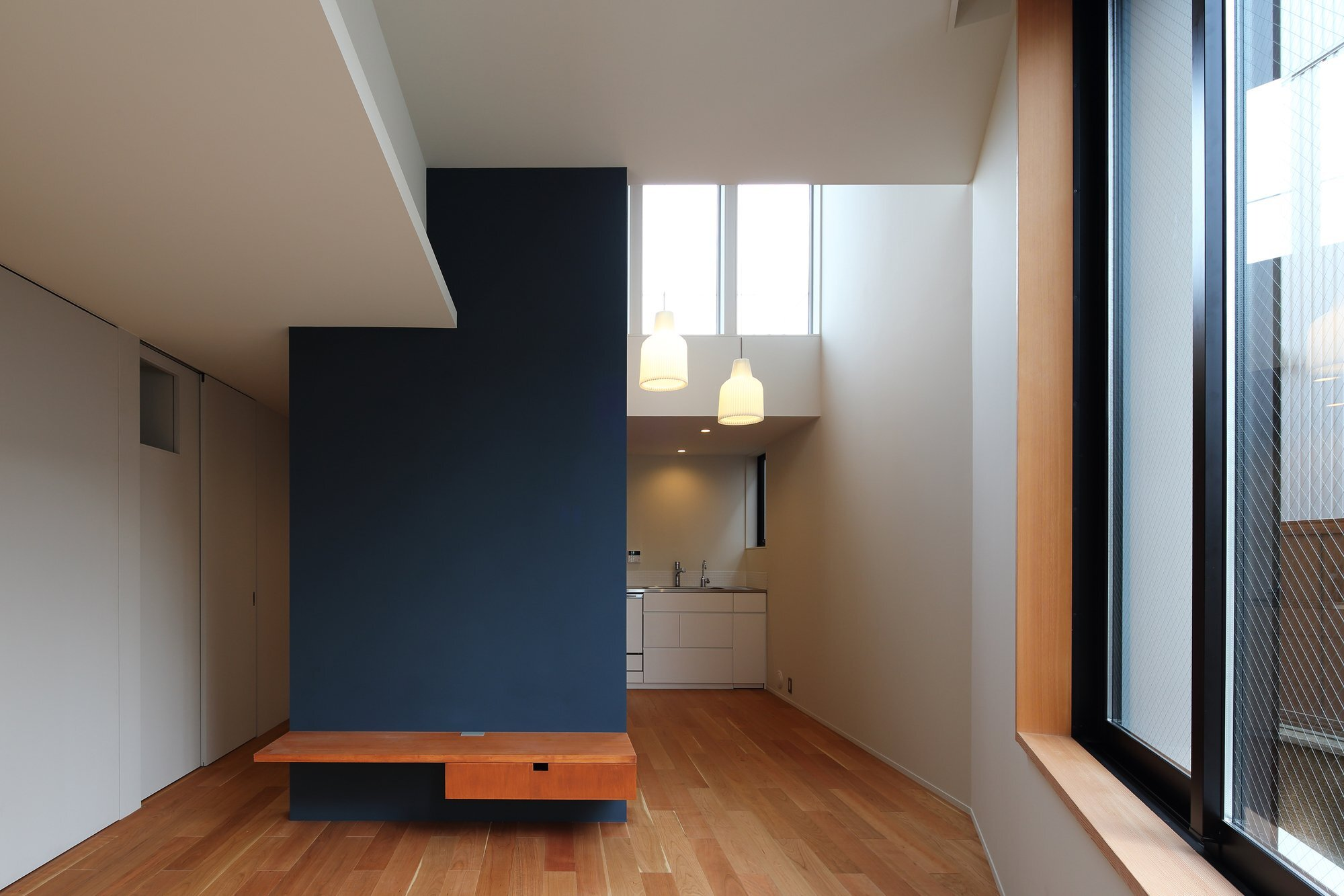 House U - Atelier KUKKA Architects - Tokyo - Living Area and Kitchen - Humble Homes