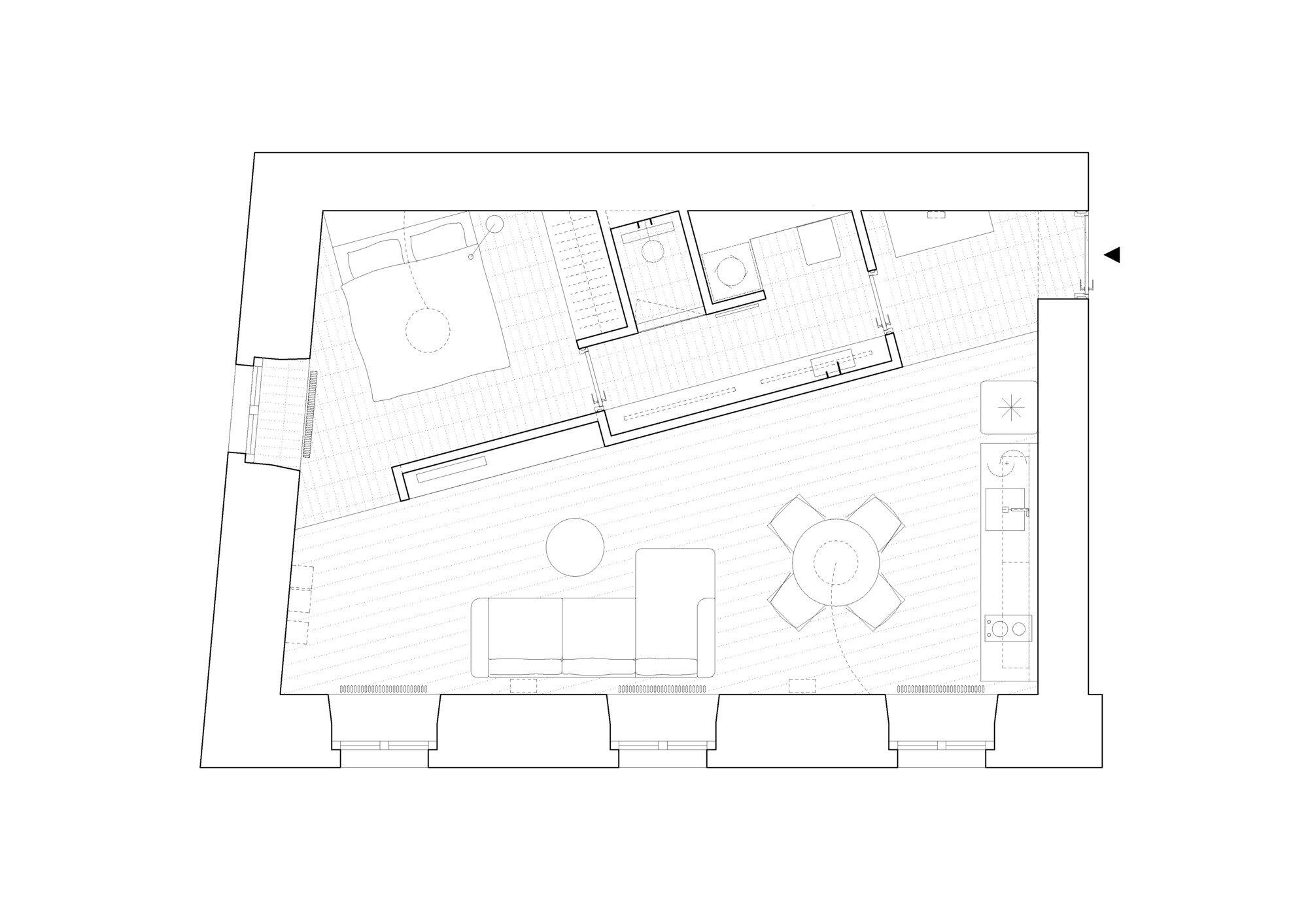 Bazillion - YCL Studio - Lithuania - Floor Plan - Humble Homes