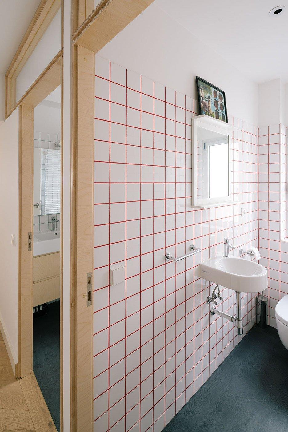 Casa MD - Small Apartment - PYO Arquitectos - Madrid - Bathroom - Humble Homes