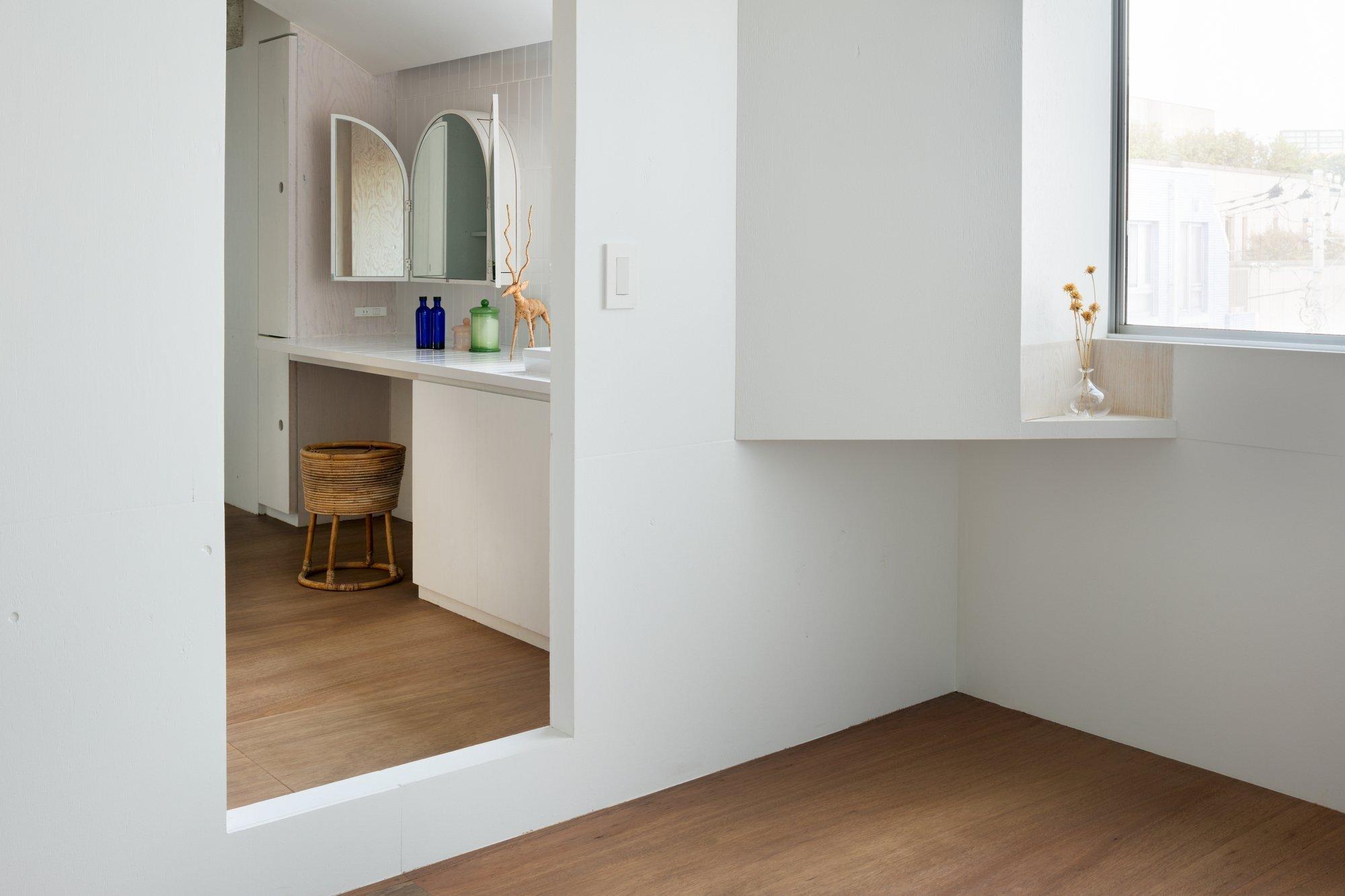 Team Living House - Masatoshi Hirai Architects Atelier - Tokyo - Bedroom - Humble Homes