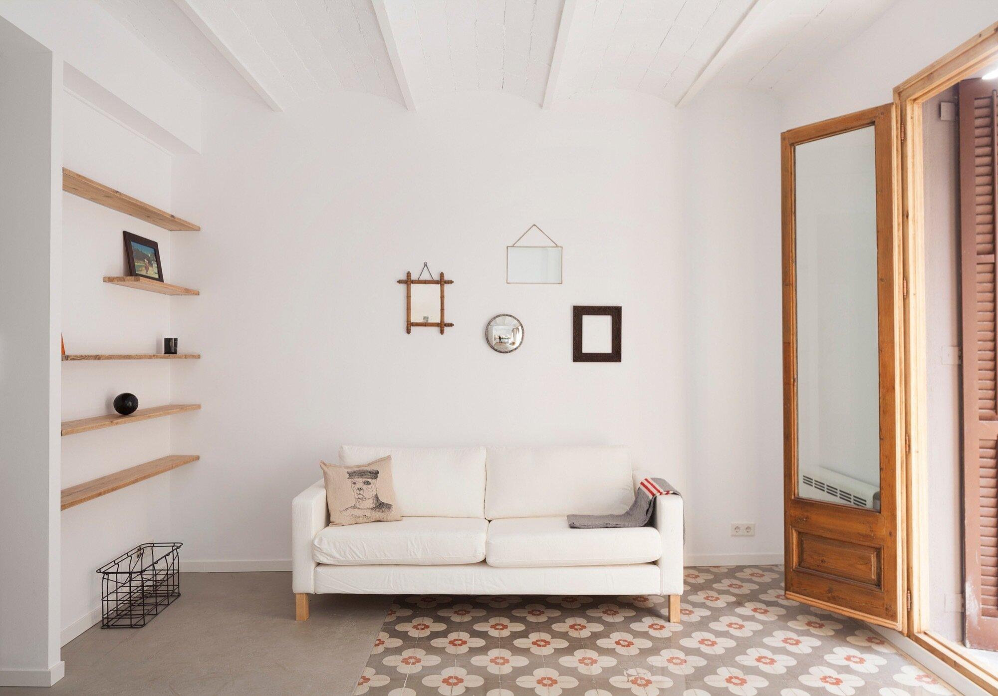 Casa Pizarro-Apartment Refurbishment in Barceloneta