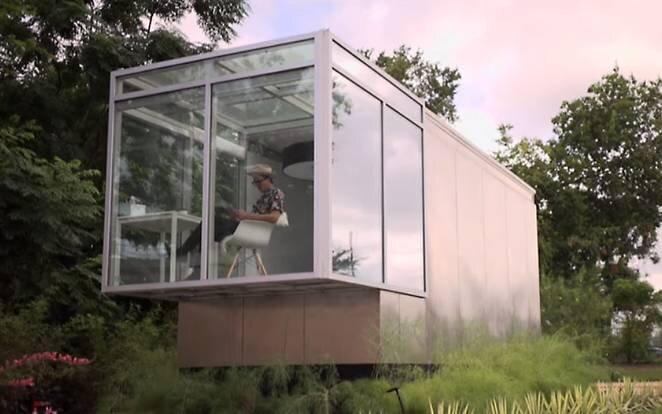 tiny house austin tx. Kasita Tiny House - Jeff Wilson Austin Texas Exterior Humble Homes Tx O