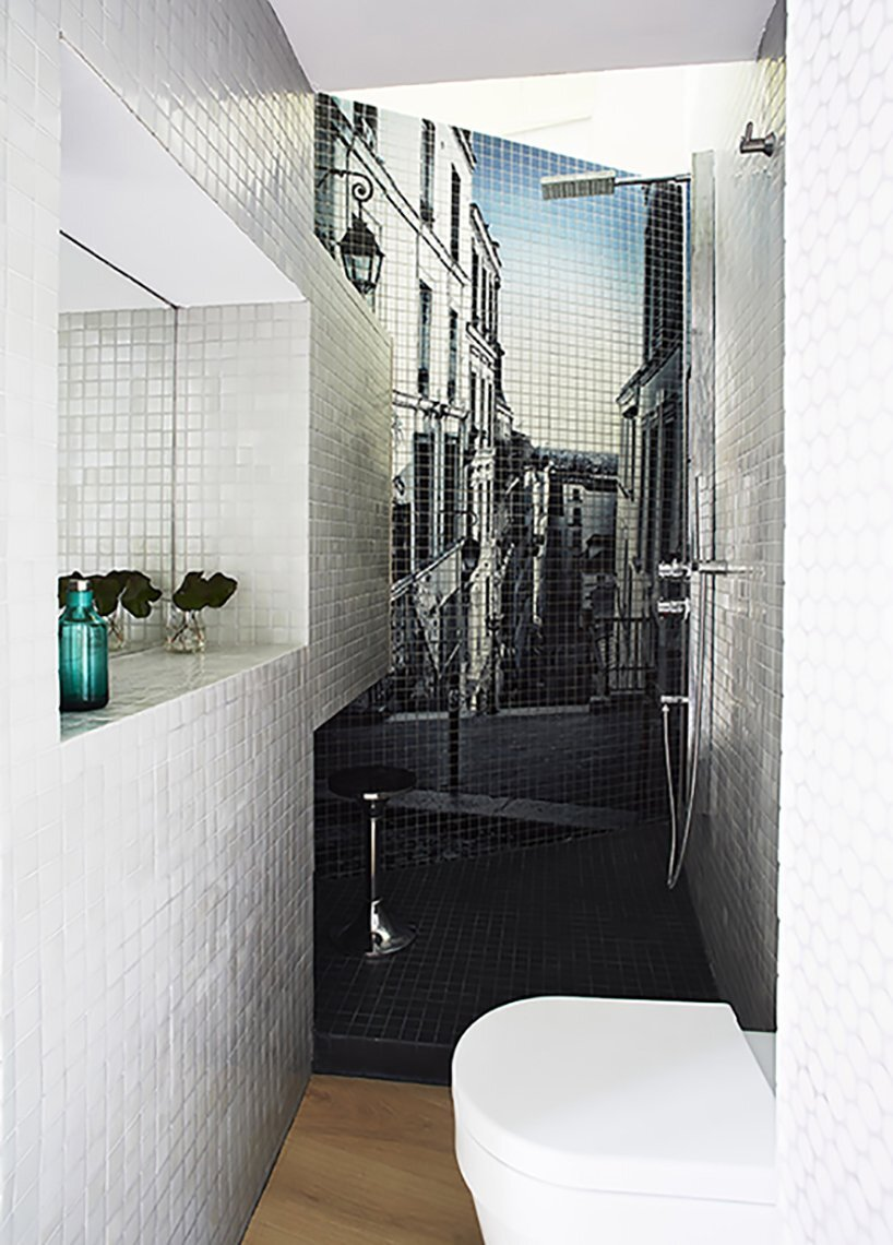 Mosaic Apartment - Zooco Estudio - Madrid - Bathroom - Humble Homes