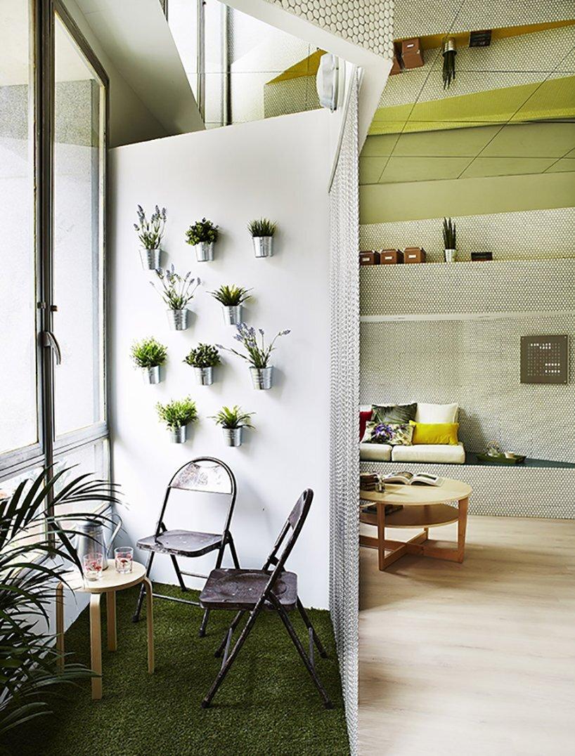 Mosaic Apartment - Zooco Estudio - Madrid - Indoor Garden - Humble Homes