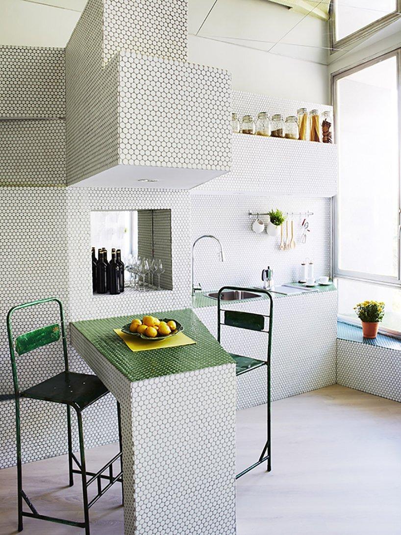 Mosaic Apartment - Zooco Estudio - Madrid - Kitchen - Humble Homes