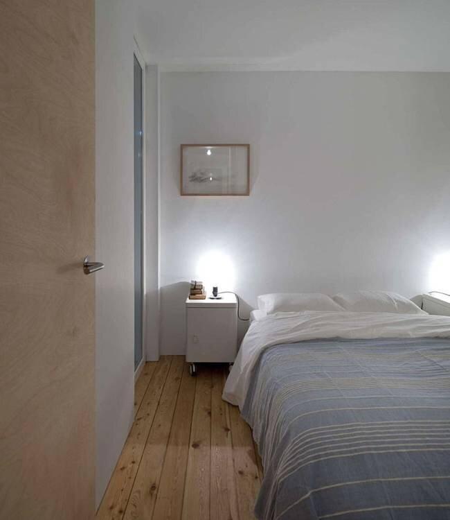 Treehouse Riga - Appleton Domingos Jular - Portugal - Bedroom - Humble Homes