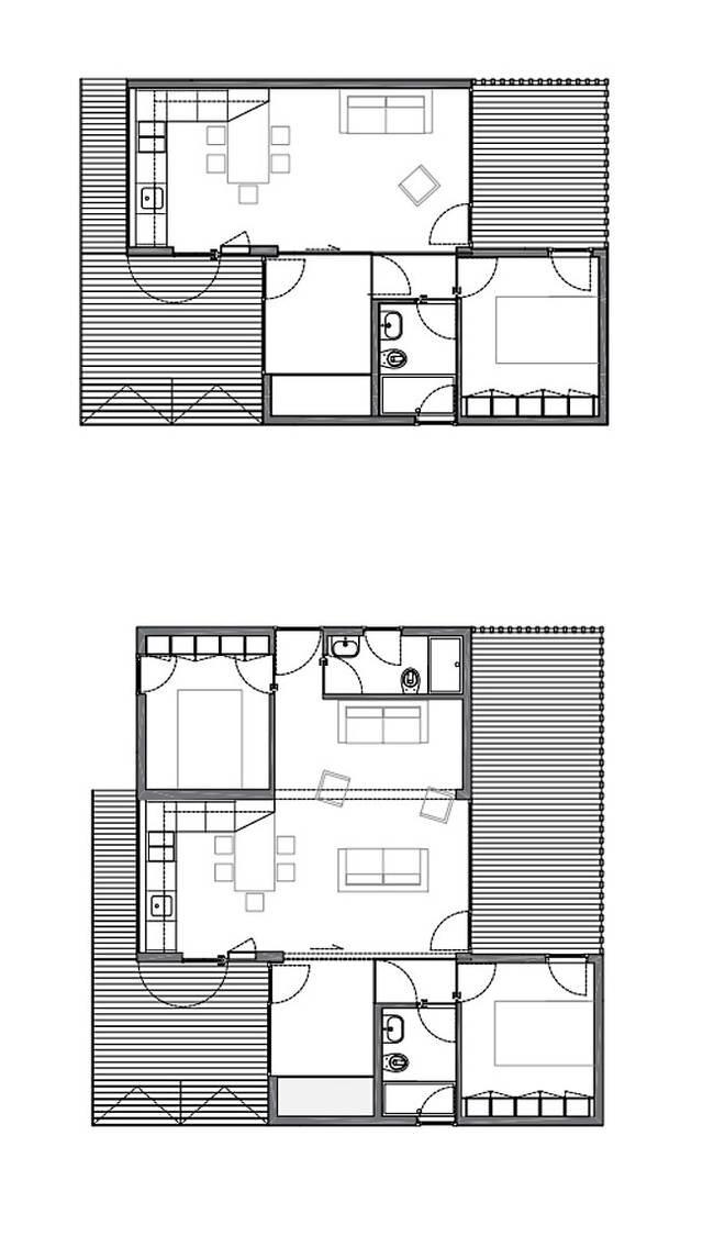 Treehouse Riga - Appleton Domingos Jular - Portugal - Floor Plan - Humble Homes