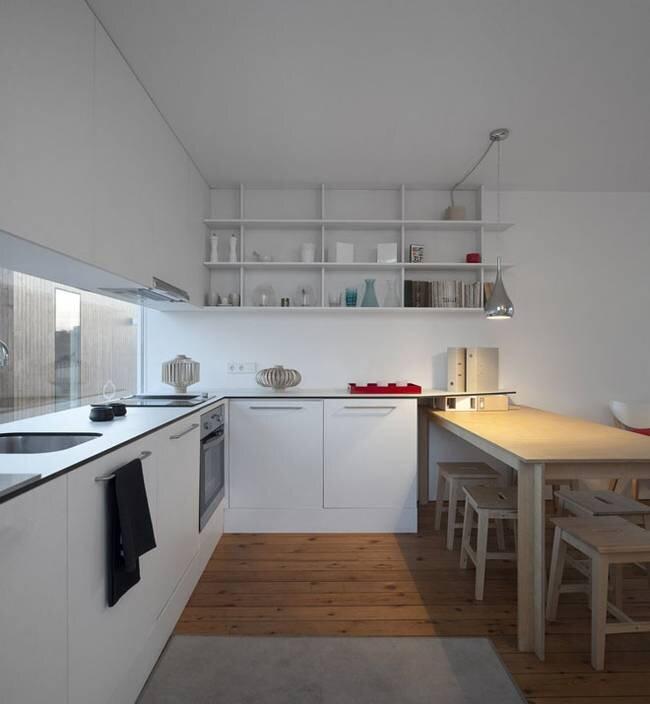 Treehouse Riga - Appleton Domingos Jular - Portugal - Kitchen - Humble Homes