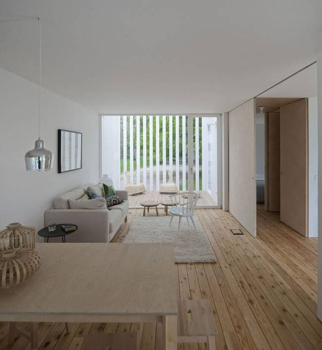Treehouse Riga - Appleton Domingos Jular - Portugal - Living Room - Humble Homes