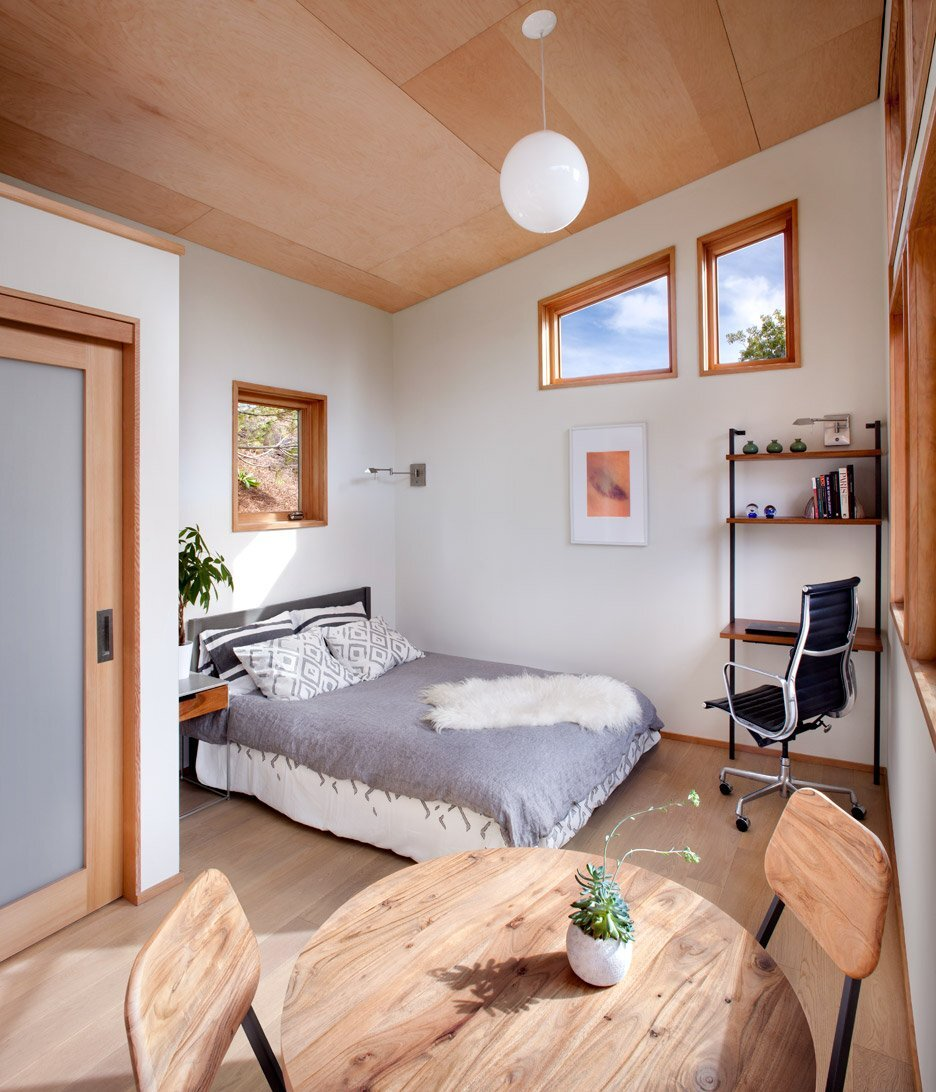 Britespace - Avava Systems - San Francisco - Bedroom - Humble Homes