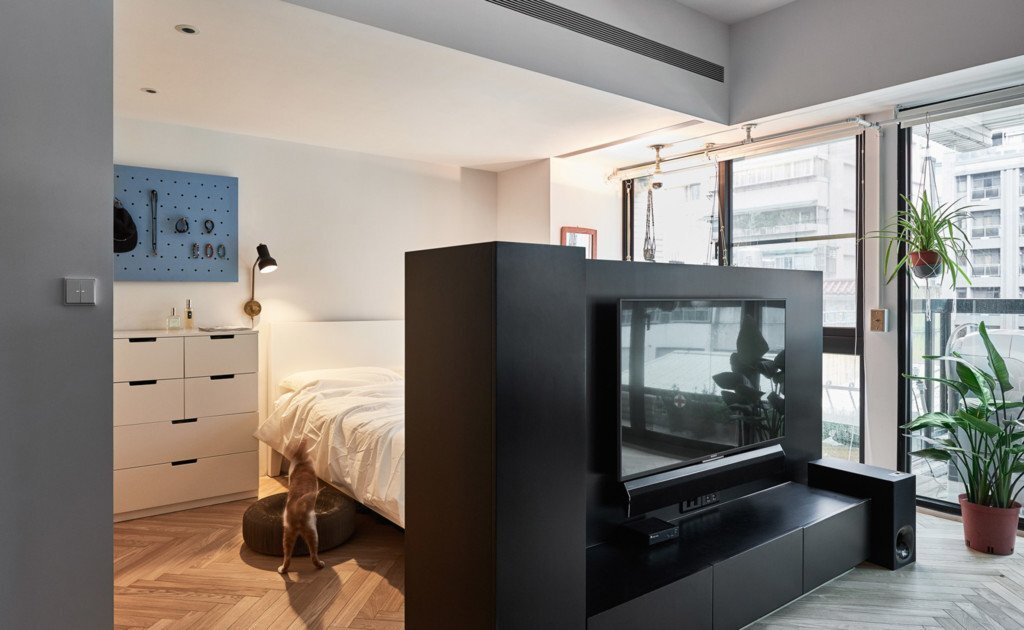 loft-h-st-studio-taipei-bedroom-and-living-room-humble-homes