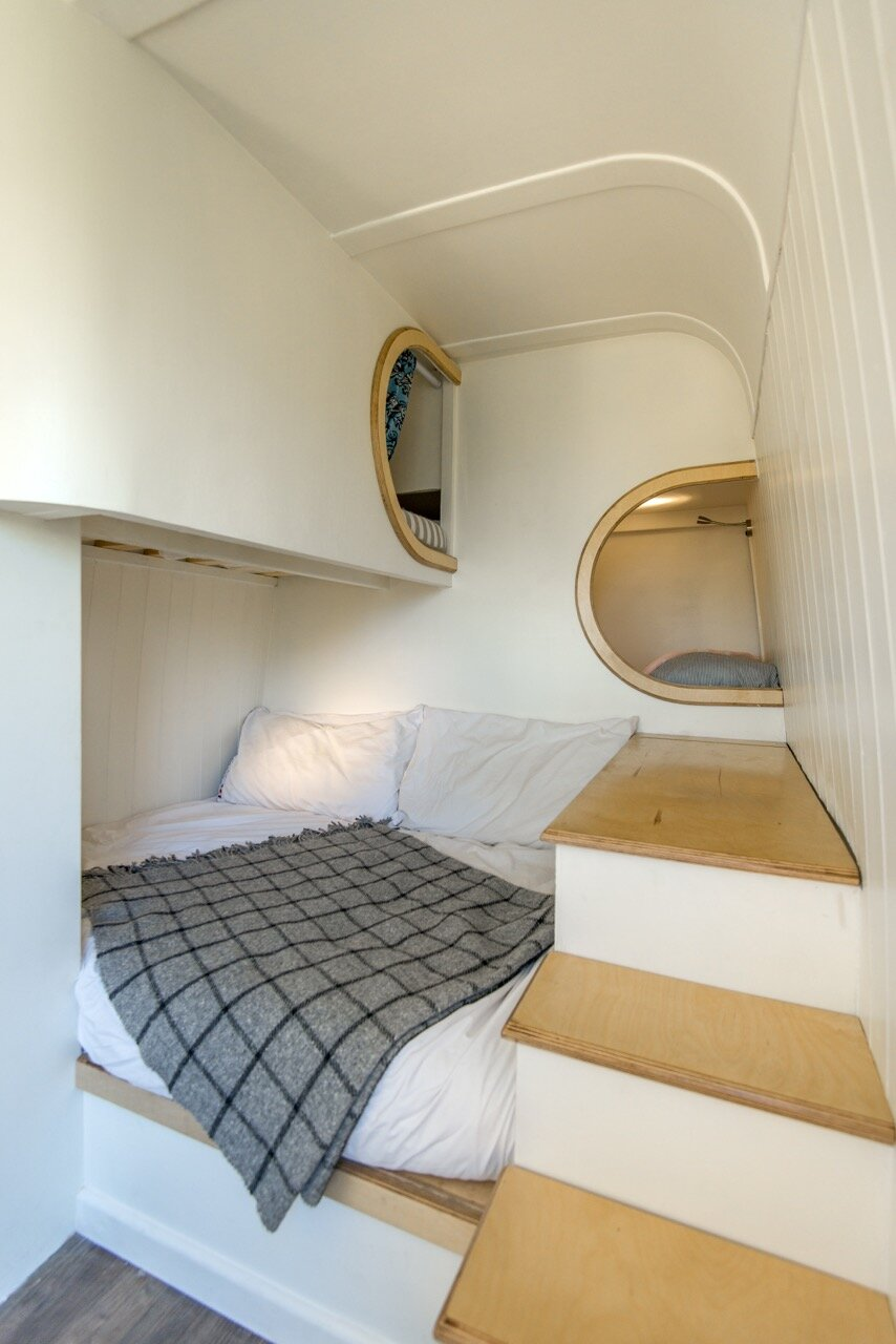 Sprinter Camper Conversion This Moving House Oxford England
