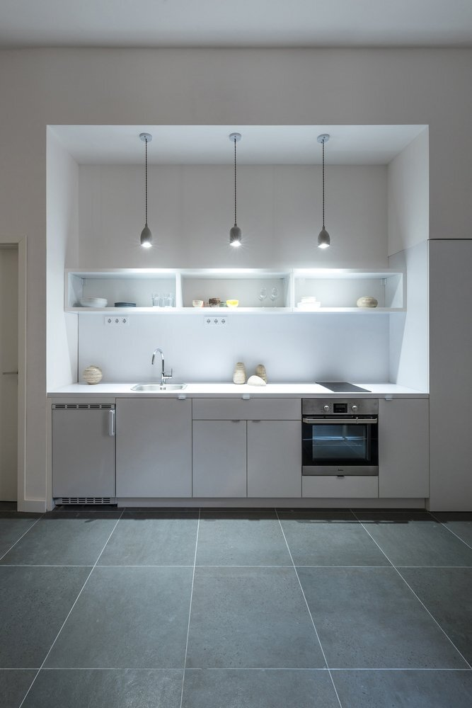 3in1 - Batlab Architects - Hungary - Kitchen 2 - Humble Homes