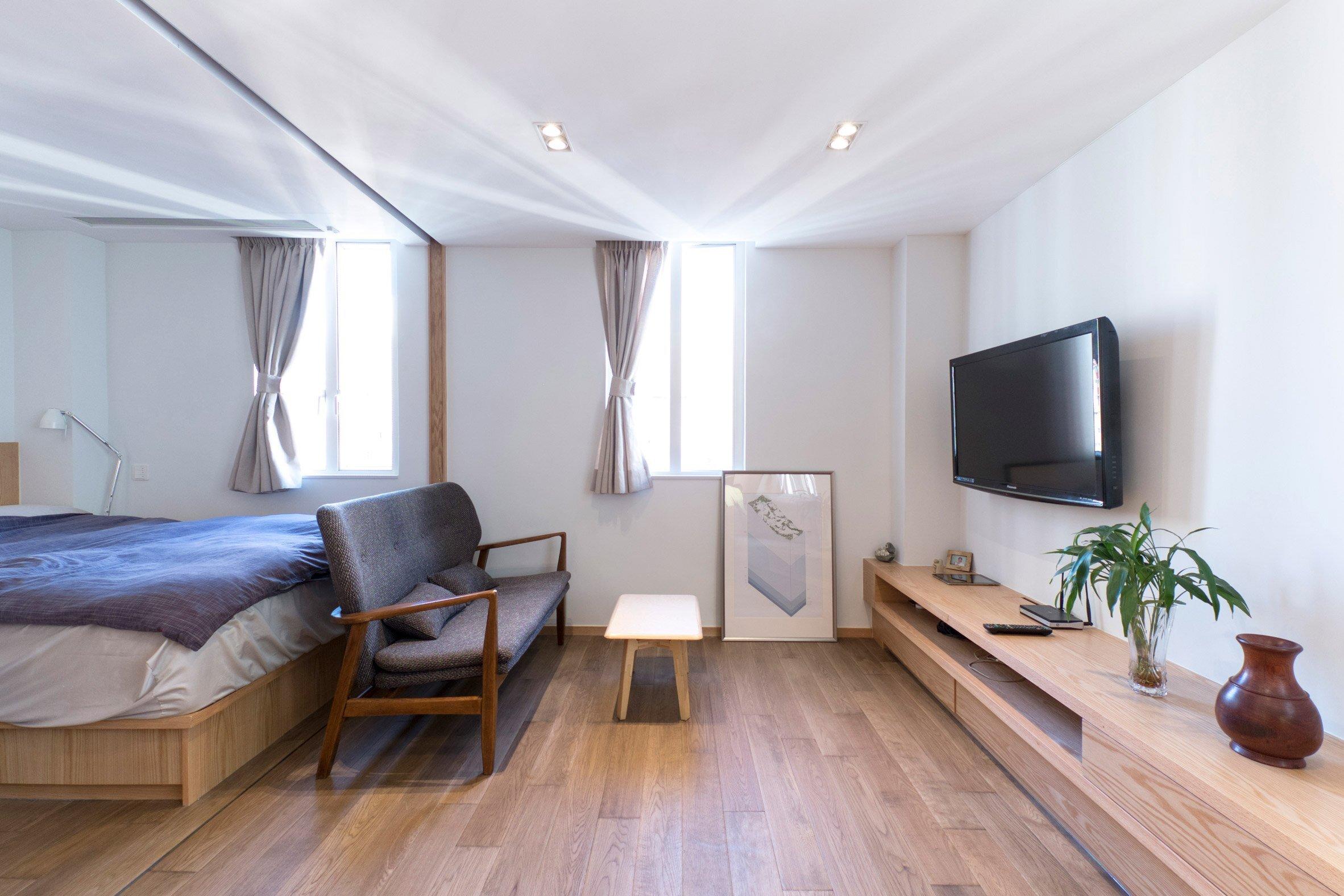 Flat 27A - Design Eight Five Two - Hong Kong - Bedroom - Humble Homes