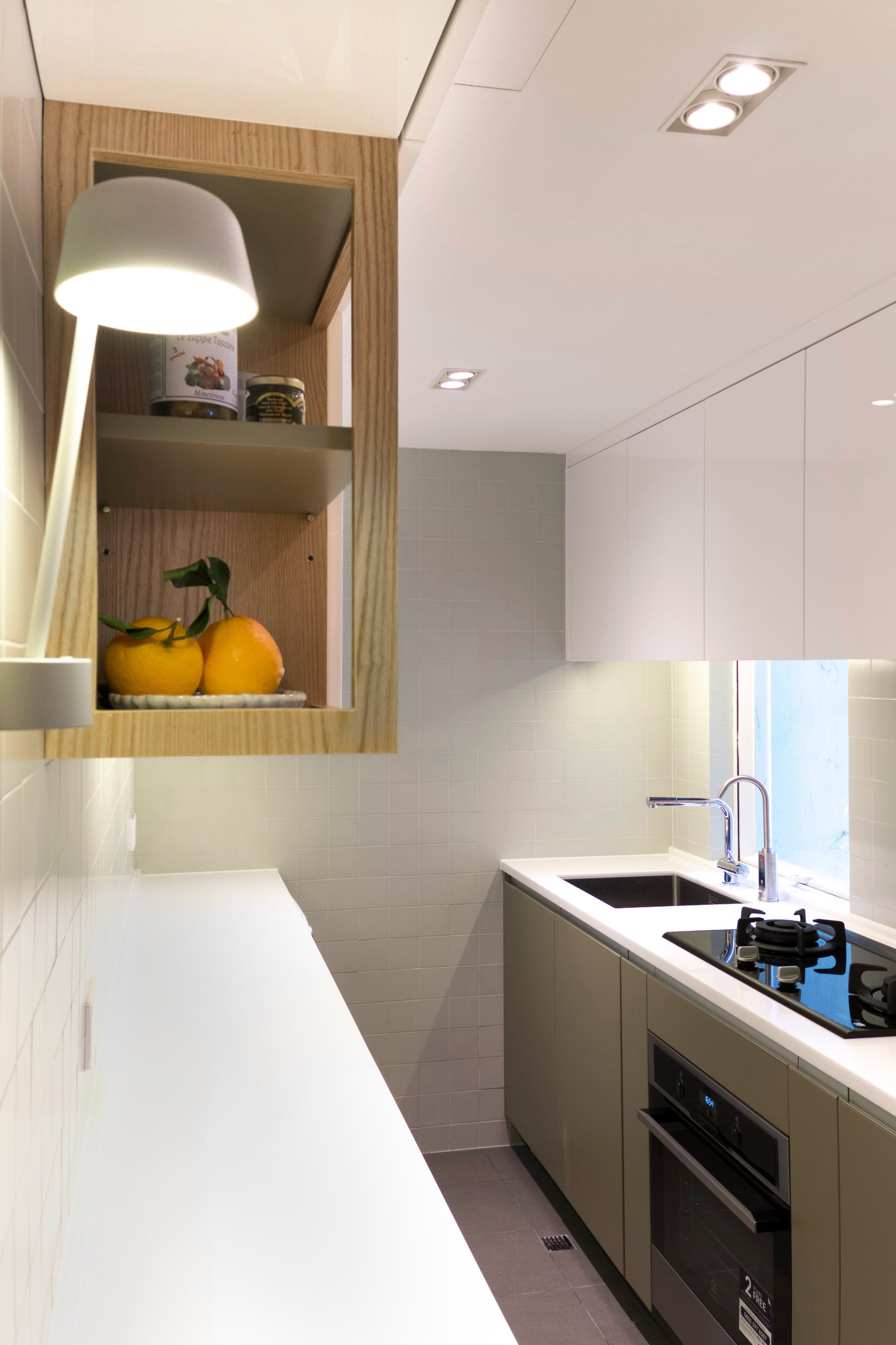 Flat 27A - Design Eight Five Two - Hong Kong - Kitchen - Humble Homes
