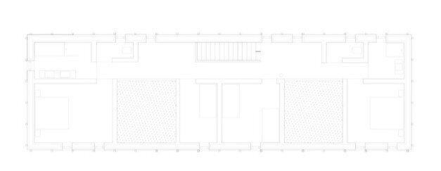 Haus am Stürcherwald - Bernardo Bader Architekten - Austria - Floor Plan 1 - Humble Homes