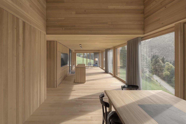 Haus am Stürcherwald - Bernardo Bader Architekten - Austria - Living Area - Humble Homes