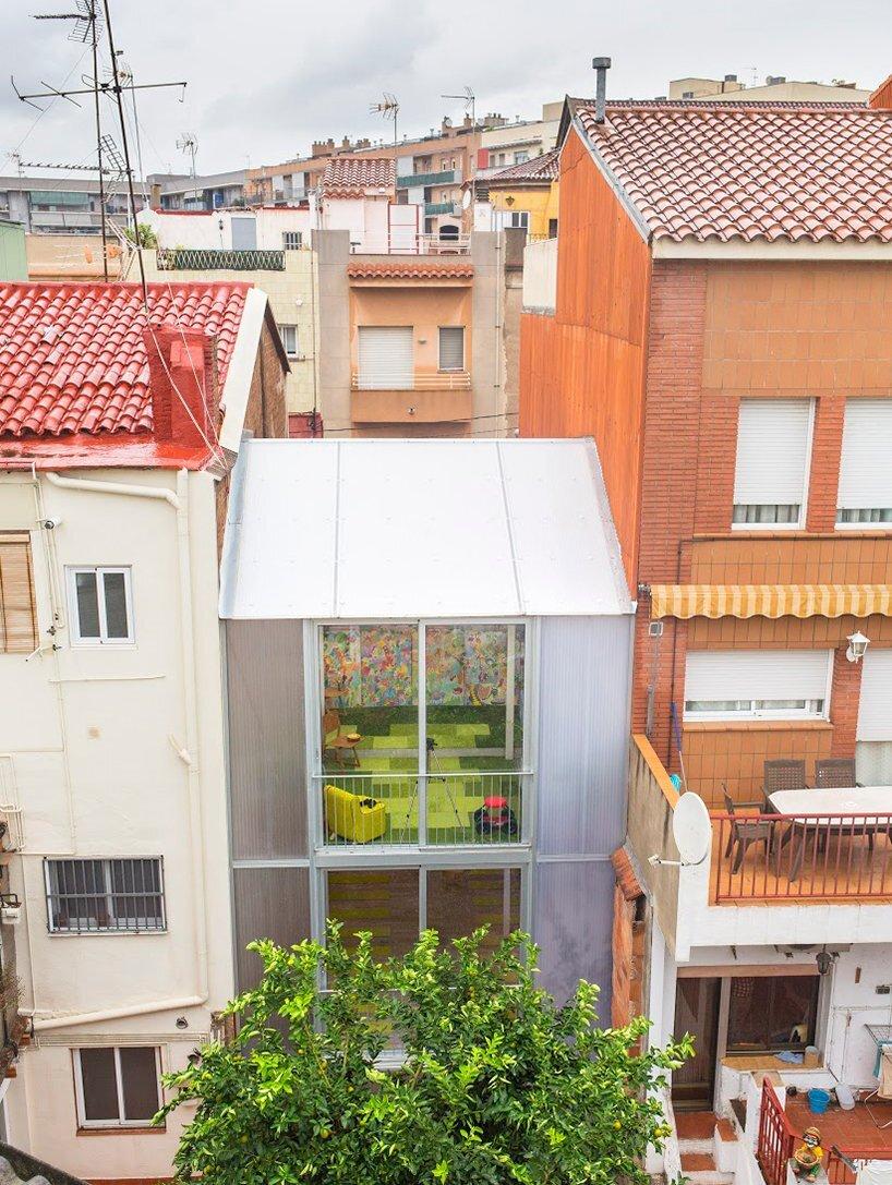 Living Garden Casa - ERA Architects - Spain - Exterior - Humble Homes