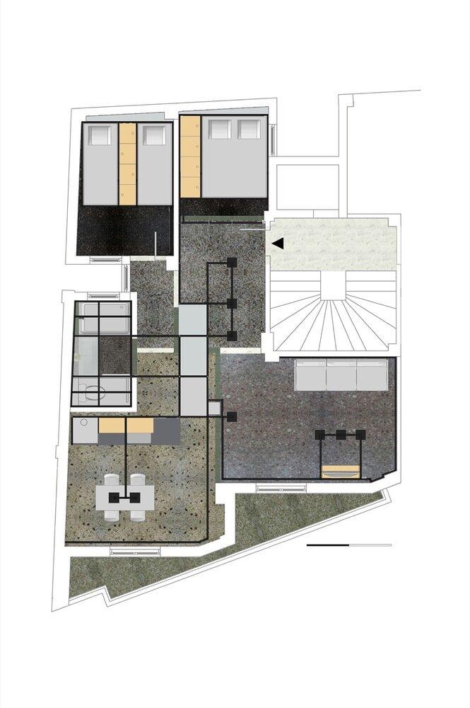 POLYTOPO - Z-level - Greece - Floor Plan - Humble Homes