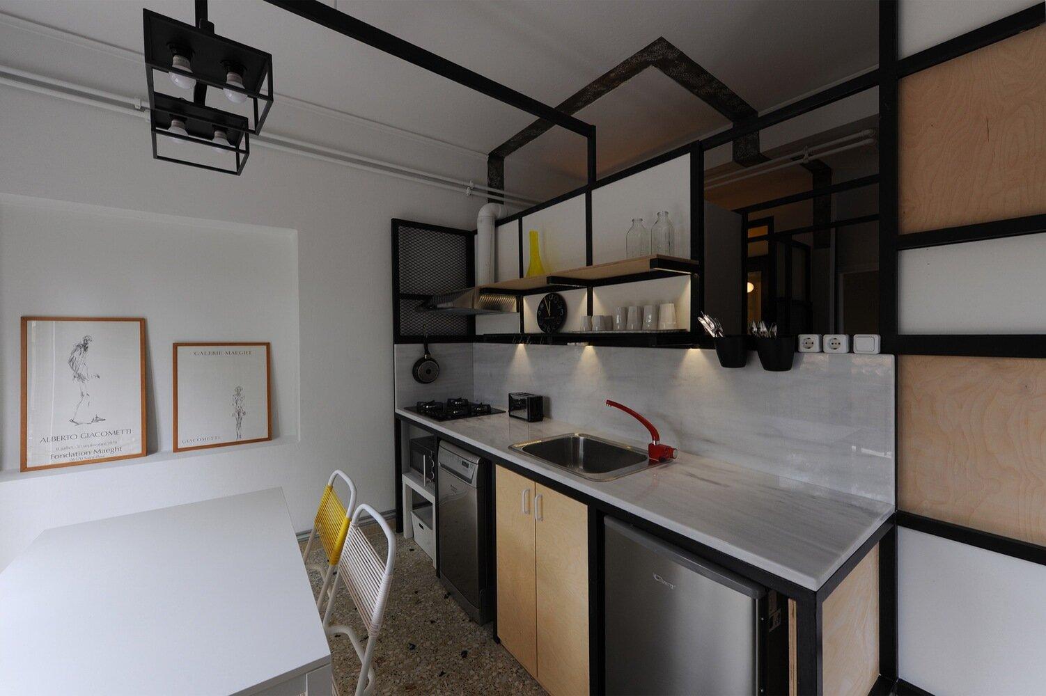 POLYTOPO - Z-level - Greece - Kitchen - Humble Homes