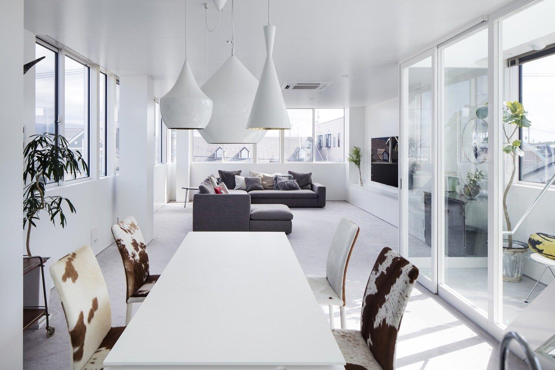 SHINBOHON HOUSE K - Yuichi Yoshida & Associates - Japan - Living Area 2 - Humble Homes