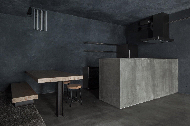 Shibuya Apartment 202 - Hiroyuki Ogawa Architects - Japan - Kitchen - Humble Homes