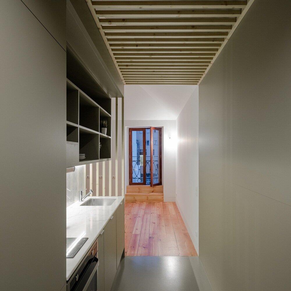 The Green House - URBAstudios - Portugal - Kitchen - Humble Homes